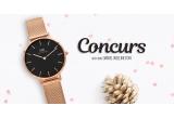 1 x ceas de dama Daniel Wellington din aur roz