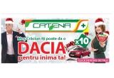 10 x masina Dacia