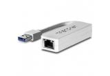 1 x HDD extern 1 TB USB 2.0/3.0, 1 x Placa de retea Gigabit Ethernet USB 3.0