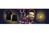 1 x costum de antrenament Nike semnat cu autograful lui Leo Messi
