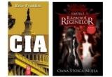 <p> un pachet de carti cu volumele: Razboiul reginelor volumele I si II Oana Stoica Mujea, CIA - Eric Frattini</p>
