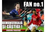 <p> un triocu Manchester United sau Barcelona<br /> </p>