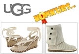 <p> 2 x pereche de sandale / cizme UGG<br /> </p>
