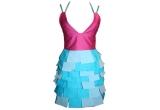 <p> o rochie de banchet/ocazie creata special de designer Arina Varga<br /> </p>