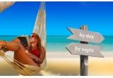 """<p> un sejur de 7 zile in Ibiza, pentru 6 persoane (castigator si 5 insotitori), 100 de cartele SIM reincarcabile Vodafone """"Prietenii mei""""<br /> </p>"""
