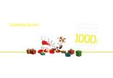1000 x boxa portabila X6U Mini bluetooth 3W microfon radio FM 350mAh