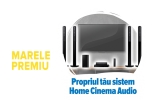1 x sistem Home Cinema Audio