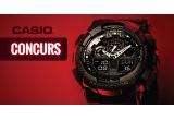 1 x ceas barbatesc Casio G-Shock GA-100-1A1