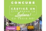 1 x city break pentru 2 persoane in Lisabona