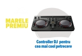 33 x controller DJ, 12 x sistem karaoke cu mixer + microfoane, 196 x disco crystal magic led, 8000 x punga Lay's Maxx,