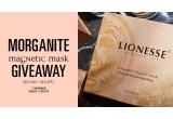 1 x masca Lionesse Gem Morganite Magnetic de 3000 dolari