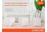1 x sistem wireless mesh Tenda NOVA