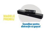 11 x Soundbar pentru distracție cu gașca, 4425 x punga Lay's Maxx, 99 x Disco Crystal Magic LED