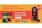 2.000 x espressor Beanz Cafe Wave +  cutie cu 16 capsule de cafea prajita si macinata pentru espressorul de cafea Beanz
