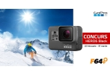 1 x camera video GoPro HERO6 Black