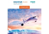 1 x bilet de avion dus-intors pentru o persoana in orice destinație din lume operata de Qatar Airways