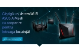 1 x Sistem Wi-Fi AiMesh pentru locuința ta