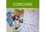 1 x Pijamaluta de vara unisex 5-8 ani + Carticele pentru copii de la Editura Integral + Pix AmNascutAcolo.ro