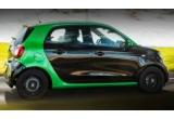10 x voucher Carrefour de 100 euro, 1 x mașina electrica Smart ForFour Passion