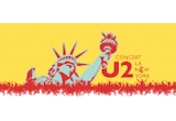 1 x vacanta cu familia la concertul U2 de la New York, 350 x  cana J&B
