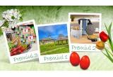 1 x vacanța de Rusalii oriunde in Romania, 1 x set de electrocasnice pentru un mic dejun reușit, 30 x bon cadou Kaufland pentru cumparaturi in valoare de 100 lei