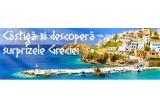 1 x vacanta in Creta pentru 2 persoane la hotel 3* si demipensiune