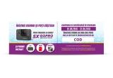 5 x camera GoPro Hero 6 Black Edition, 10 x mini Taverna frigider 4l, 7 x boxa Marshall Acton, 200 x joc Hasbro,