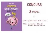 3 x premiu: Cartea Ghita Pusculita- Idei de afaceri pentru juniori
