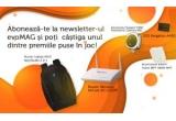 1 x Huawei CV60 Panoramic Camera 360 (Gri), 1 x SSD Kingston A400 240GB 2.5″ SATA III 600, 1 x Acumulator extern Hame MP7 HAME-MP7 6000 mAh, 1 x Router Wireless AirLive AC-1200R, 1 x Rucsac Laptop ASUS Rog Shuttle 2 in 1 17″