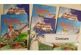 """1 x premiu pentru format din: Cartea """"Magicianul in padurea uitarii"""" + """"Cartea Simona si racheta ei magica"""""""