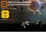 6 x smartphone Samsung Galaxy S9, 1 x excursie la NASA pentru 2 persoane, 2000 x voucher de 20% reducere la achizitionarea de accesorii Samsung, 1000 x voucher de 20% reducere la achizitionarea de telefoane Samsung, 1000 x voucher de 20% reducere la achizitionarea de tablete Samsung