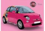 1 x masina Fiat 500 personalizata Avon