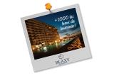 3 x sejur de o saptamana la mare + 1000 lei bani de buzunar in complexul Blaxy Premium Resort din Olimp