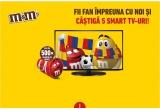 "5 x Televizor Smart 55"" Samsung UE55NU7672, 500 x Geanta sport M&M's"