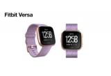 3 x ceas Fitbit Versa Special Edition Lavender Woven