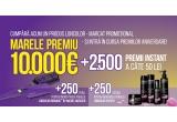 1 x 10.000 euro, 250 x set pentru ingrijirea parului LONCOLOR Expert, 250 x perie pentru indreptarea parului LONCOLOR iRonArcTM by Michel Mercier, 2.500 x 50 lei