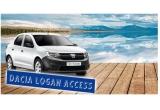 1 x masina Dacia Logan Access