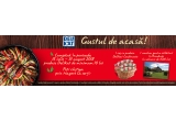 2 x voucher de calatorie in Romania, 5 x coș cu produse Delikat condimente