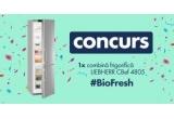 1 x Combina frigorifica Liebherr CBef 4805 cu 10 ani garanție