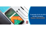 garantat: voucher Euro GSM in valoare de 100 lei