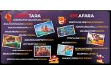 9 x Excursie internationala pentru 2 persoane cu destinatia aleasa de tine, 63 x excursie in Romania pentru 2 persoane cu destinatia aleasa de tine, 504 x  camera foto FUJIFILM Instax mini 90 in 2 culori