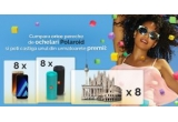 8 x city break in Europa, 8 x telefon mobil Samsung A5 (2017), 8 x boxa bluetooth JBL Flip 4