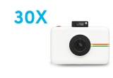 30 x camera foto instant Polaroid Snap Digital 10MP Alb