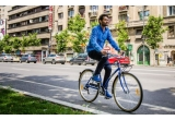 10 x bicicleta Pegas Popular albastru calator, 10 x trotineta pliabila Pegas HEAD 205mm Negru/Lime