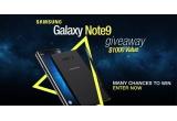 1 x smartphone Samsung Galaxy Note 9