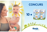 10 x 2 cutii Humana Junior Milk 1+ (Formula de lapte de creștere)