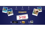 2 x vacanta de Revelion in Bali, 10 x home cinema system, 10 x boxa wireless, 10 x camera foto instant Polaroid