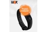 1 x brațara fitness Xiaomi Mi Band 2 + folie protecție