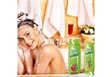 5 x kit oferit de Wash & Go (Wash & Go Sampon+Balsam + Masca Par Deteriorat + Wash & Go Șampon+Masca Toate tipurile de par + Wash & Go Șampon+Balsam+Masca Par vopsit)