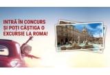 1 x excursie pentru 2 persoane la Roma